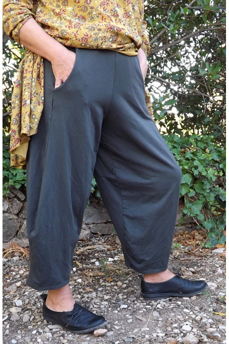 Pantalon d 39 hiver en coton - Le dressing de bea ...