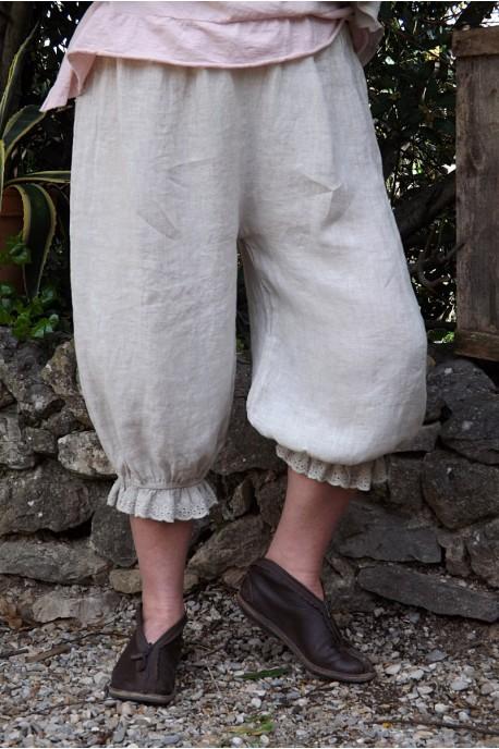 PANTY LIN GRANDE TAILLE JOSEPH BEIGE