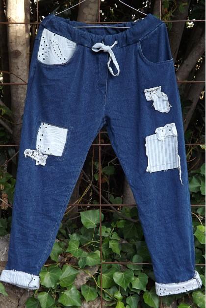 Pantalon Angus foncé