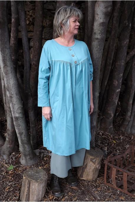 Robe grande taille Hélène