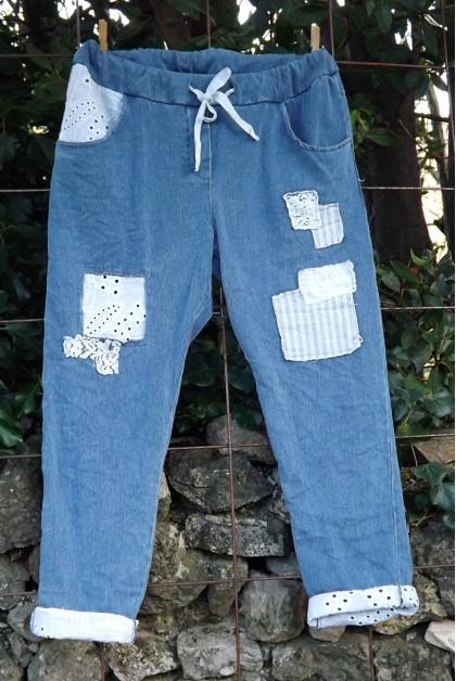 Pantalon Angus clair