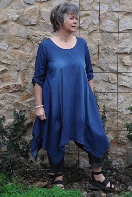 Robe coton Astrid