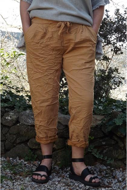 Pantalon savane grande taille Tim