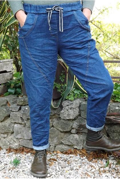 Pantalon grande taille Jeff jean