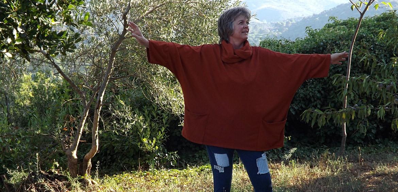 vêtement en fibres naturelles